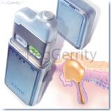 488 Promotional Art for Zeno Acne Device