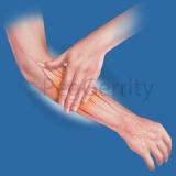 267 arm-hand-rub